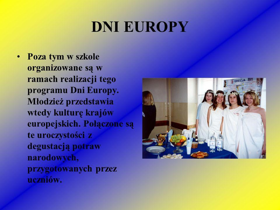 DNI EUROPY