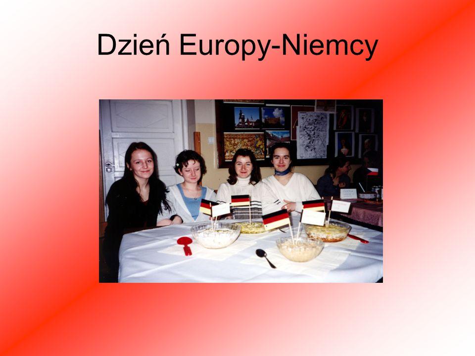 Dzień Europy-Niemcy