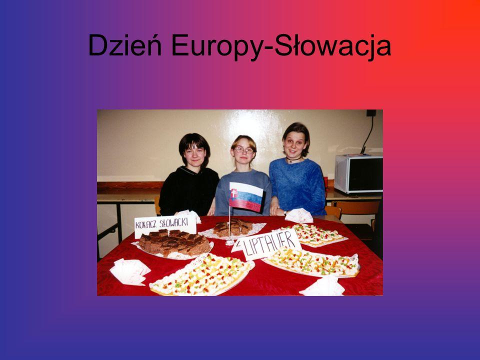 Dzień Europy-Słowacja