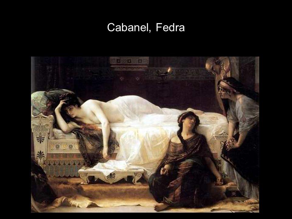 Cabanel, Fedra