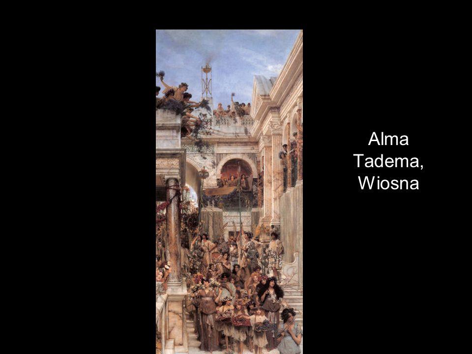 Alma Tadema, Wiosna