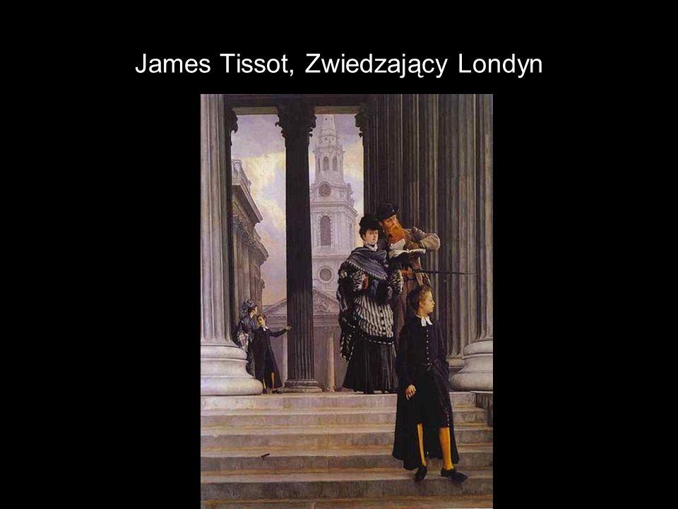 James Tissot, Zwiedzający Londyn