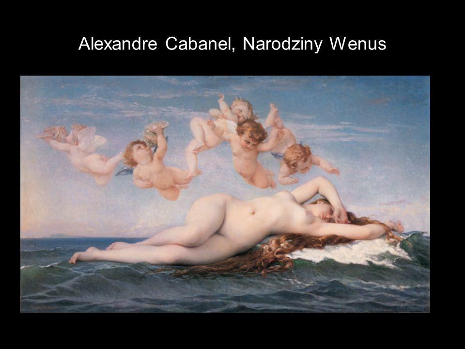 Alexandre Cabanel, Narodziny Wenus