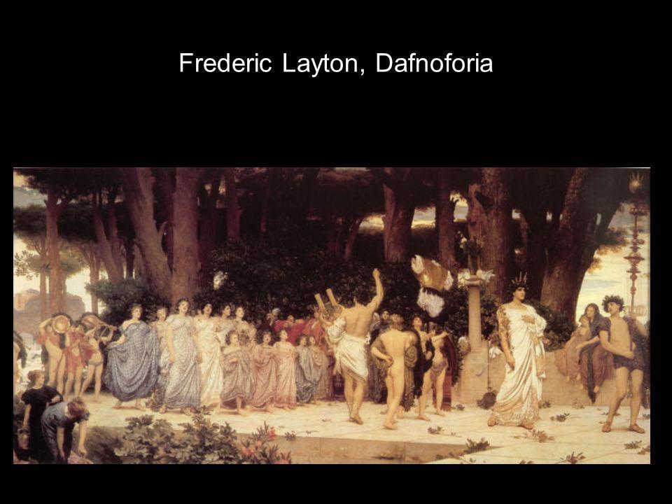 Frederic Layton, Dafnoforia