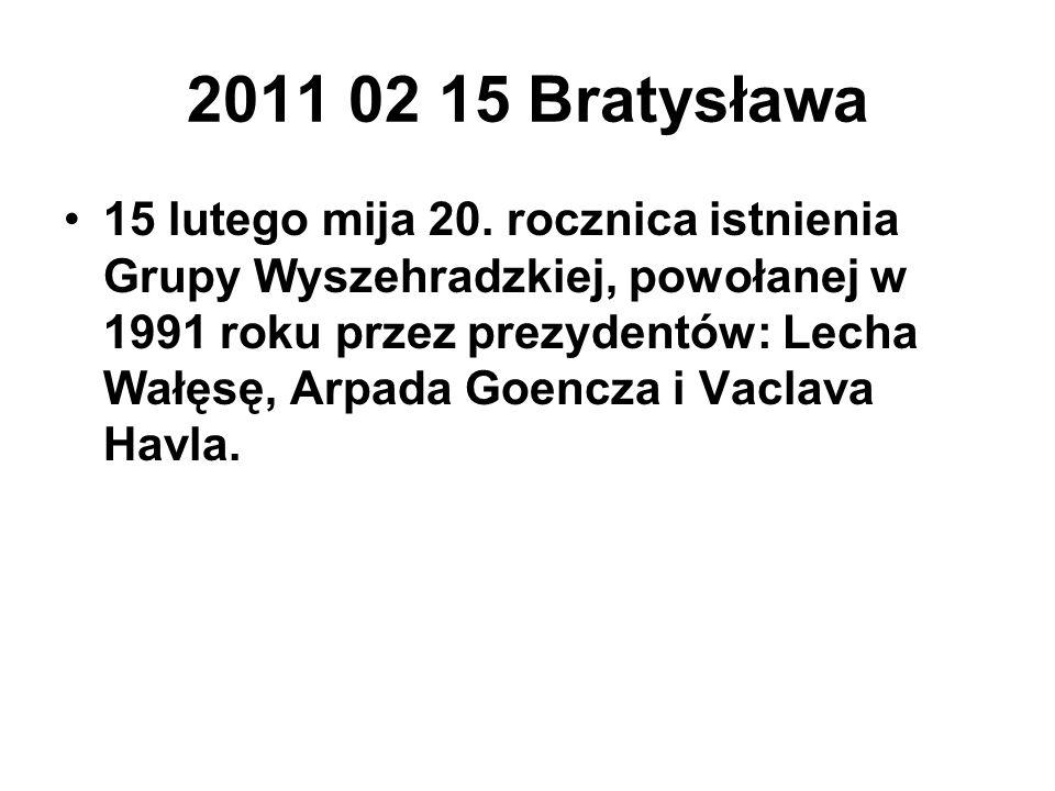 2011 02 15 Bratysława