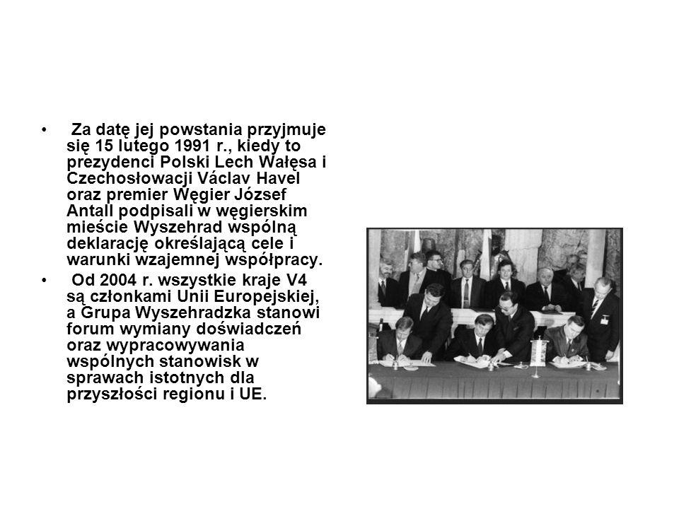 Za datę jej powstania przyjmuje się 15 lutego 1991 r