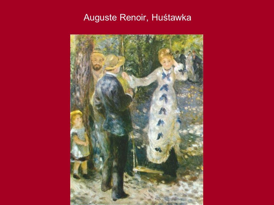 Auguste Renoir, Huśtawka