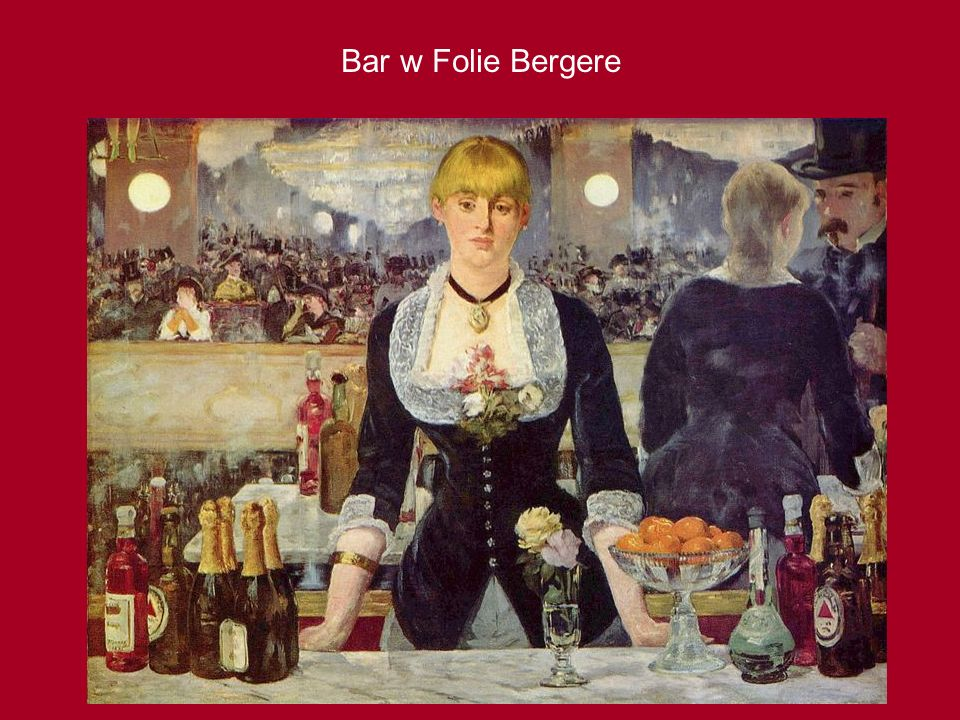 Bar w Folie Bergere