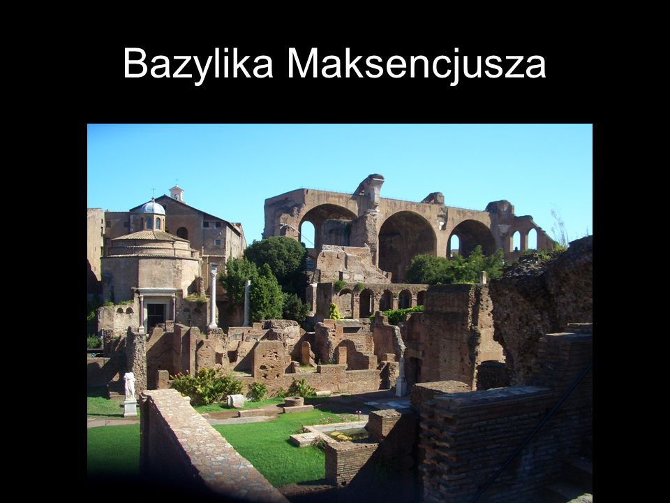 Bazylika Maksencjusza