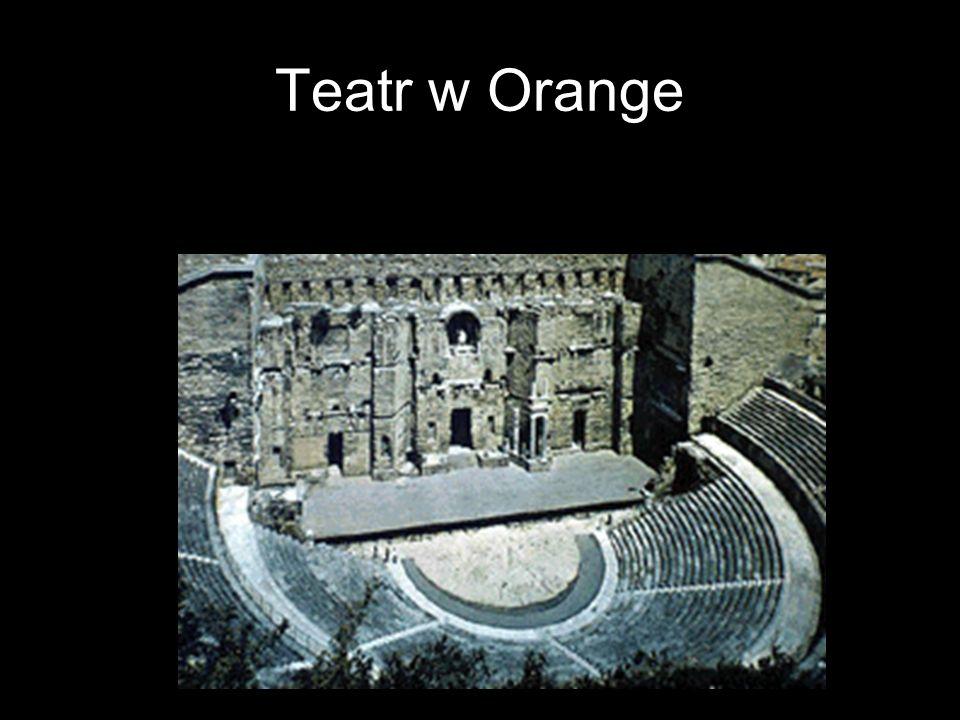 Teatr w Orange