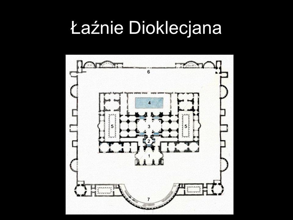 Łaźnie Dioklecjana