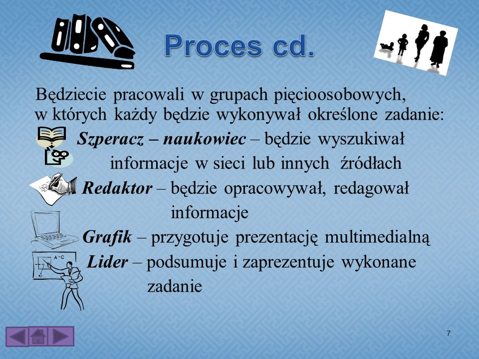 Proces cd.