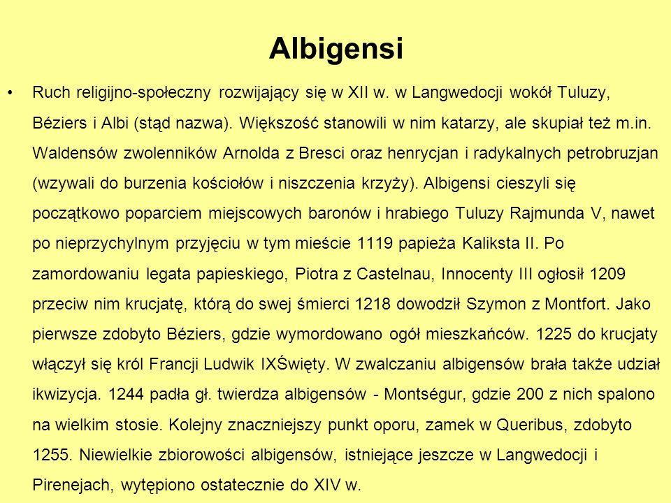 Albigensi