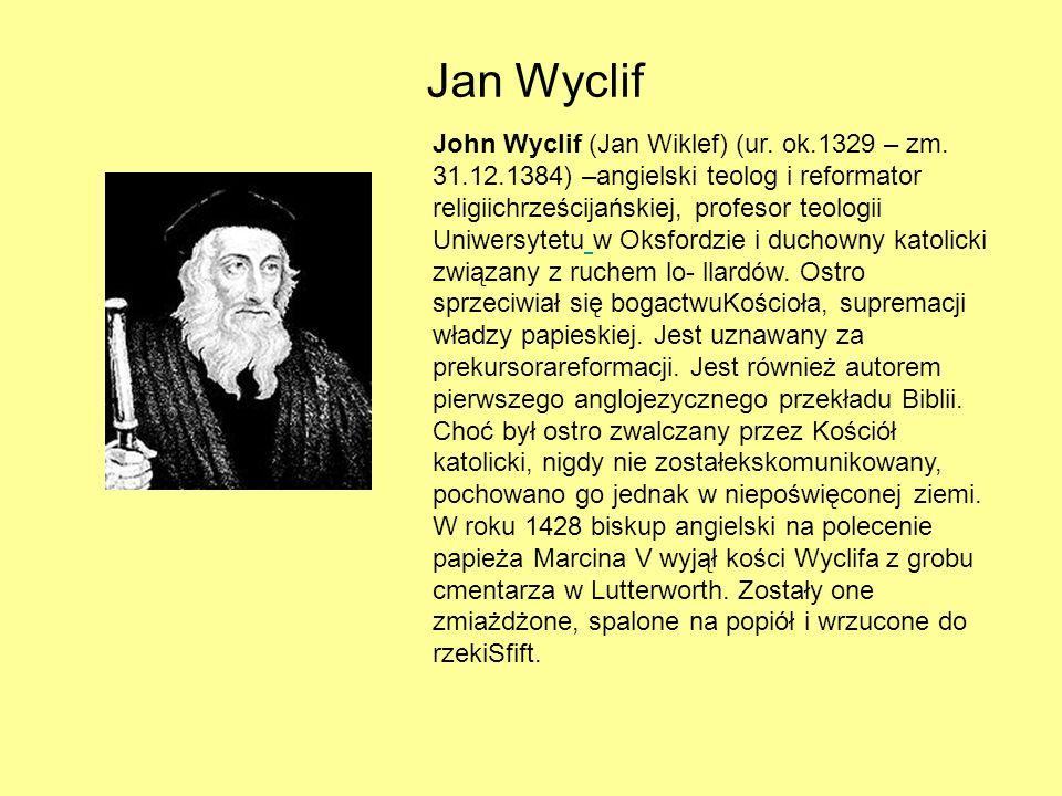 Jan Wyclif