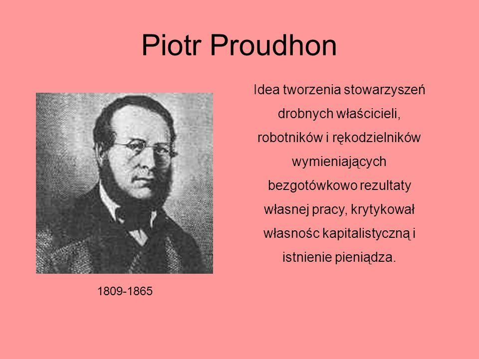 Piotr Proudhon