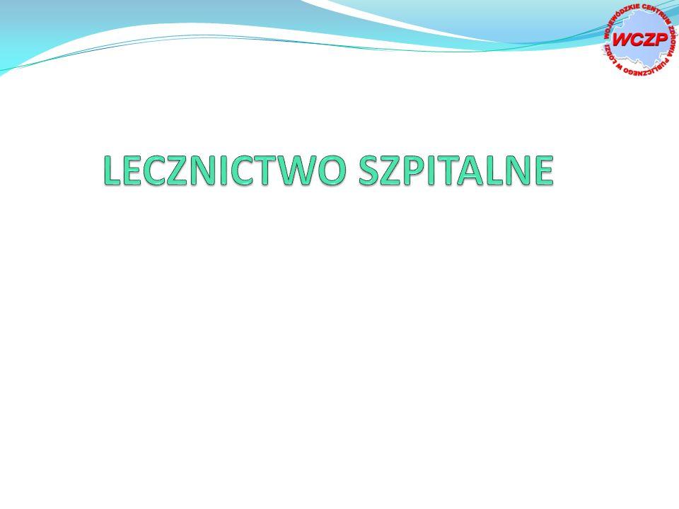 LECZNICTWO SZPITALNE