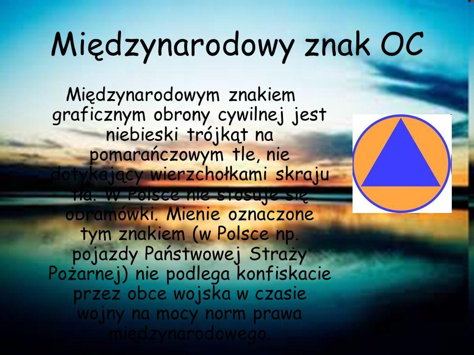 Międzynarodowy znak OC