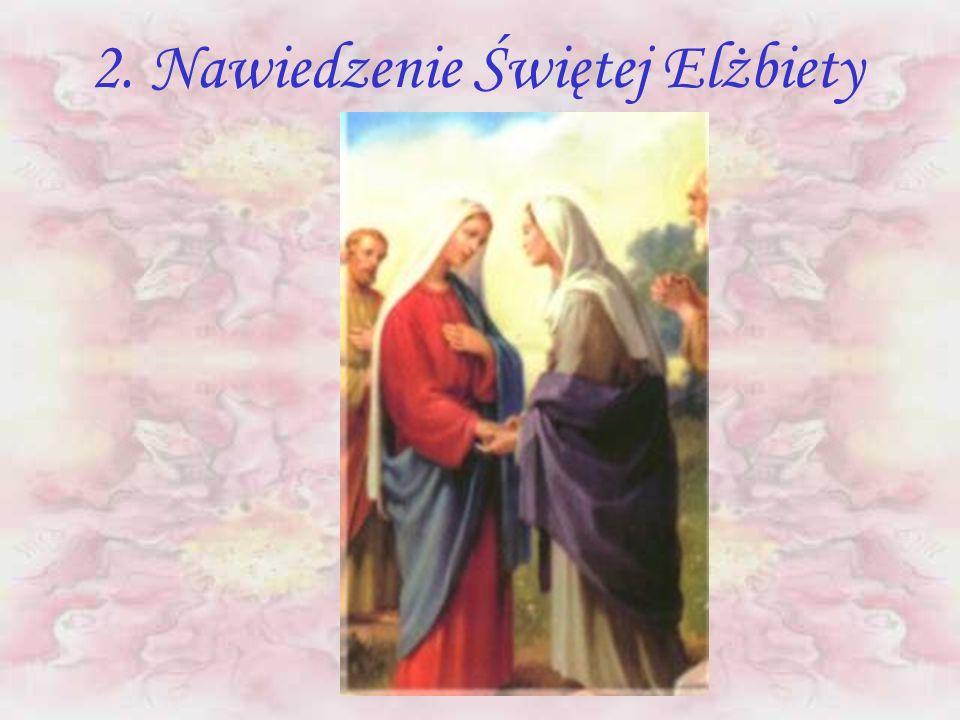 2. Nawiedzenie Świętej Elżbiety