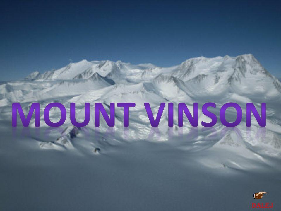 Mount Vinson DALEJ