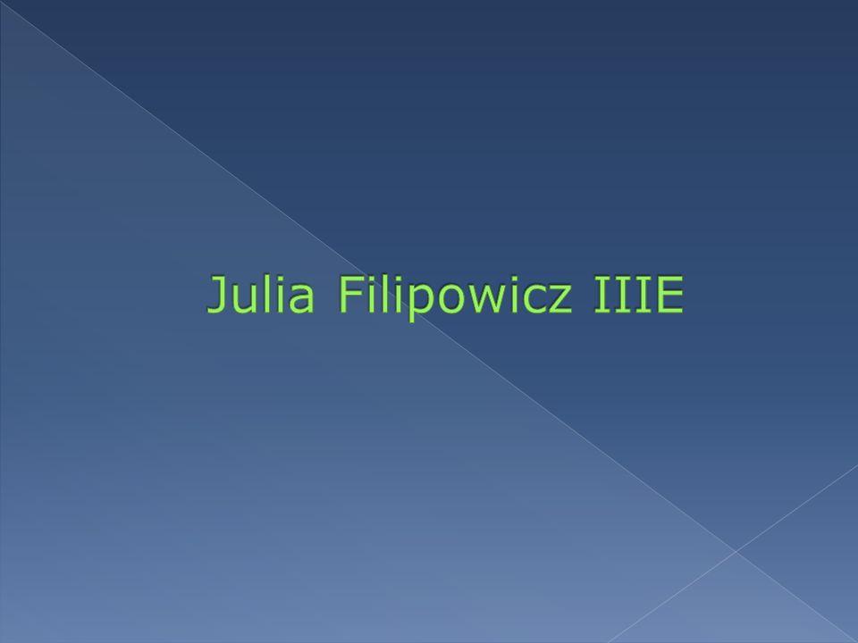 Julia Filipowicz IIIE