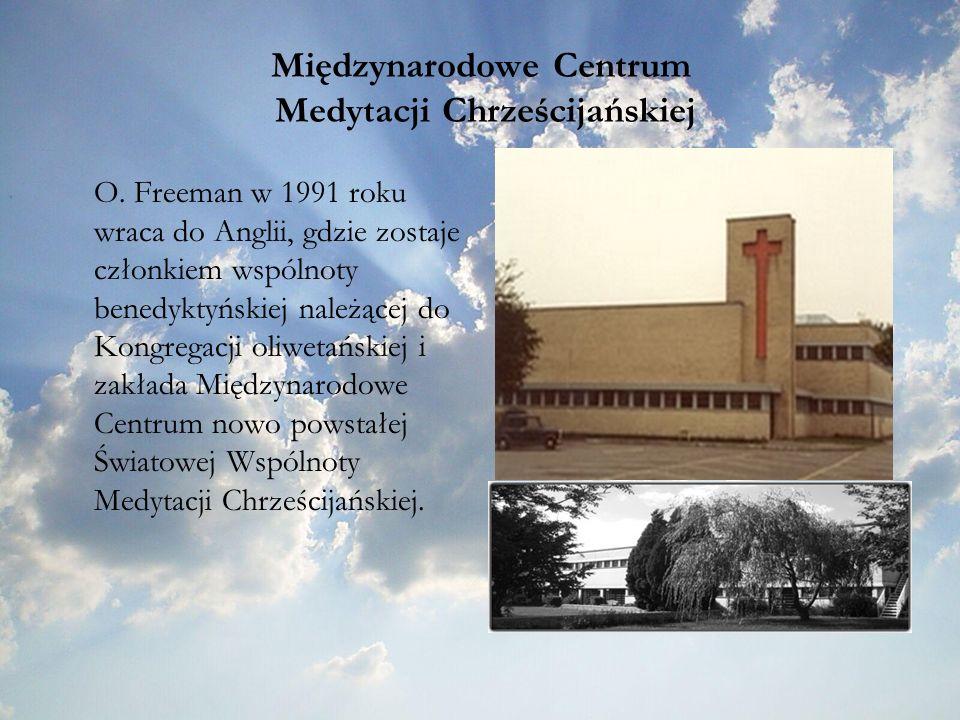 Międzynarodowe Centrum Medytacji Chrześcijańskiej