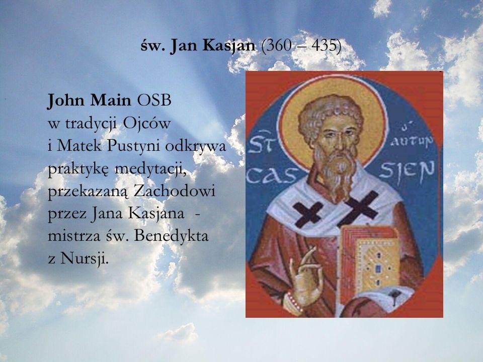 św. Jan Kasjan (360 – 435)