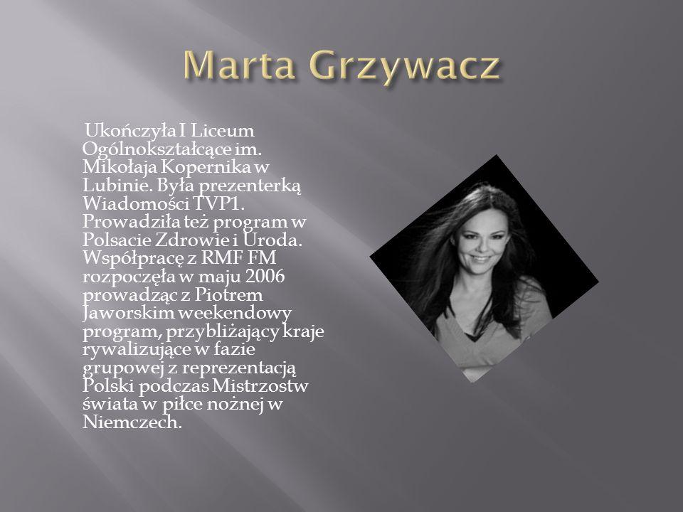 Marta Grzywacz