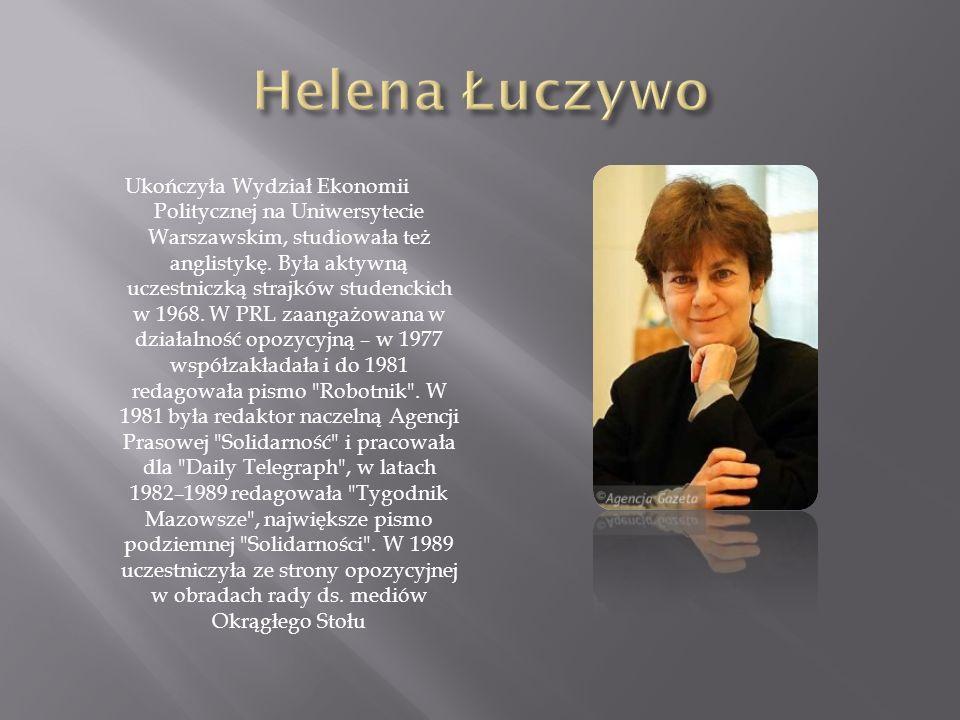Helena Łuczywo