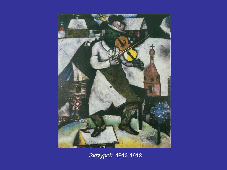 Skrzypek, 1912-1913