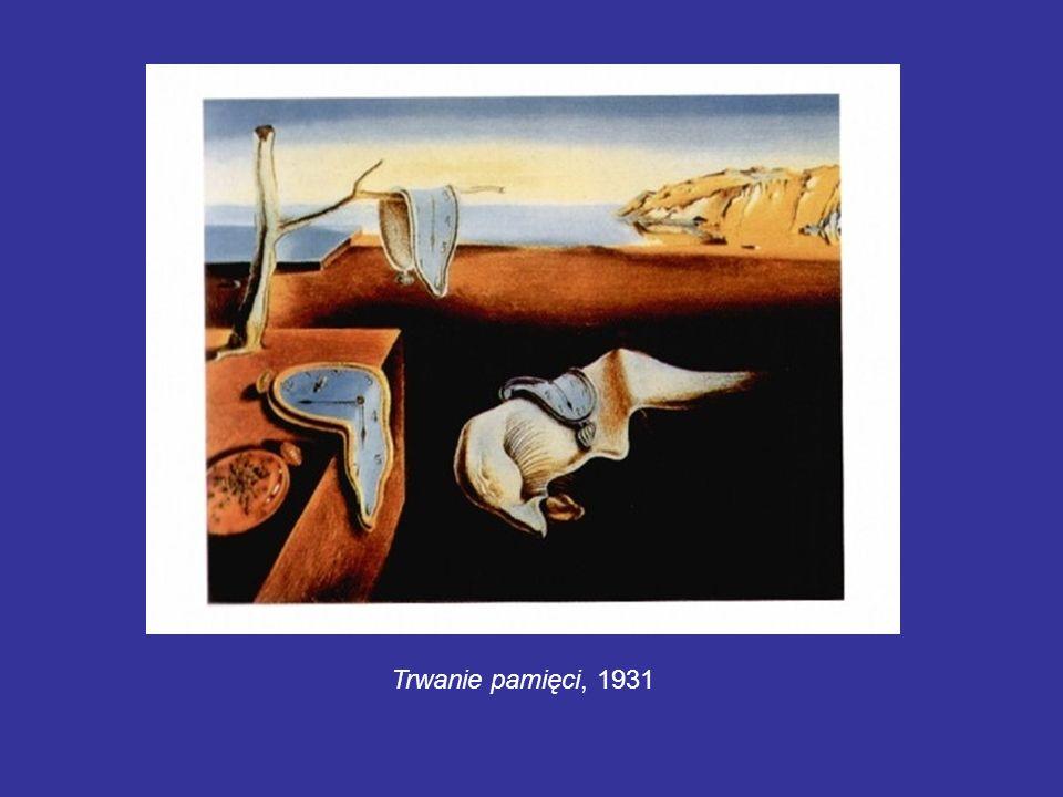 Trwanie pamięci, 1931