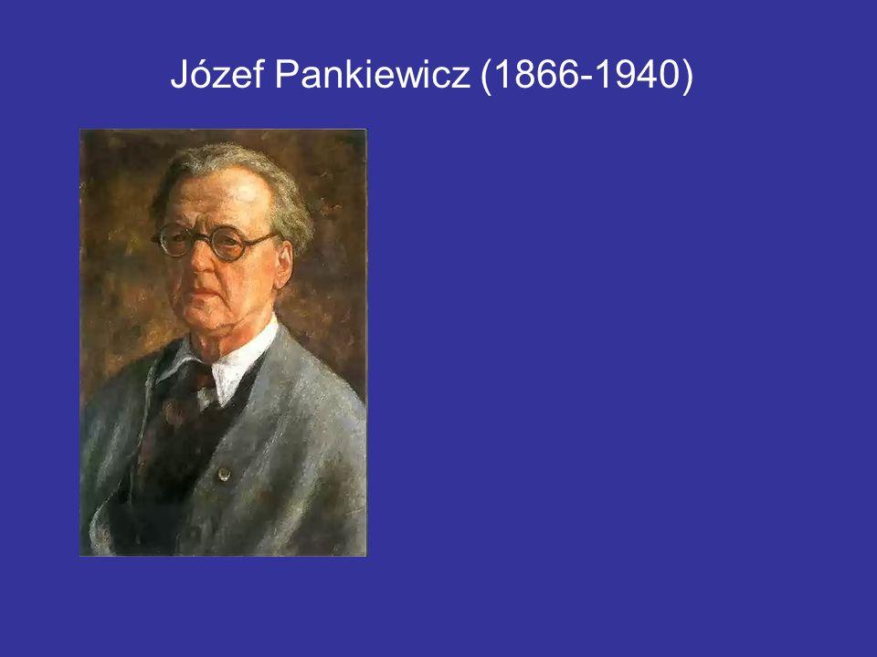 Józef Pankiewicz (1866-1940)