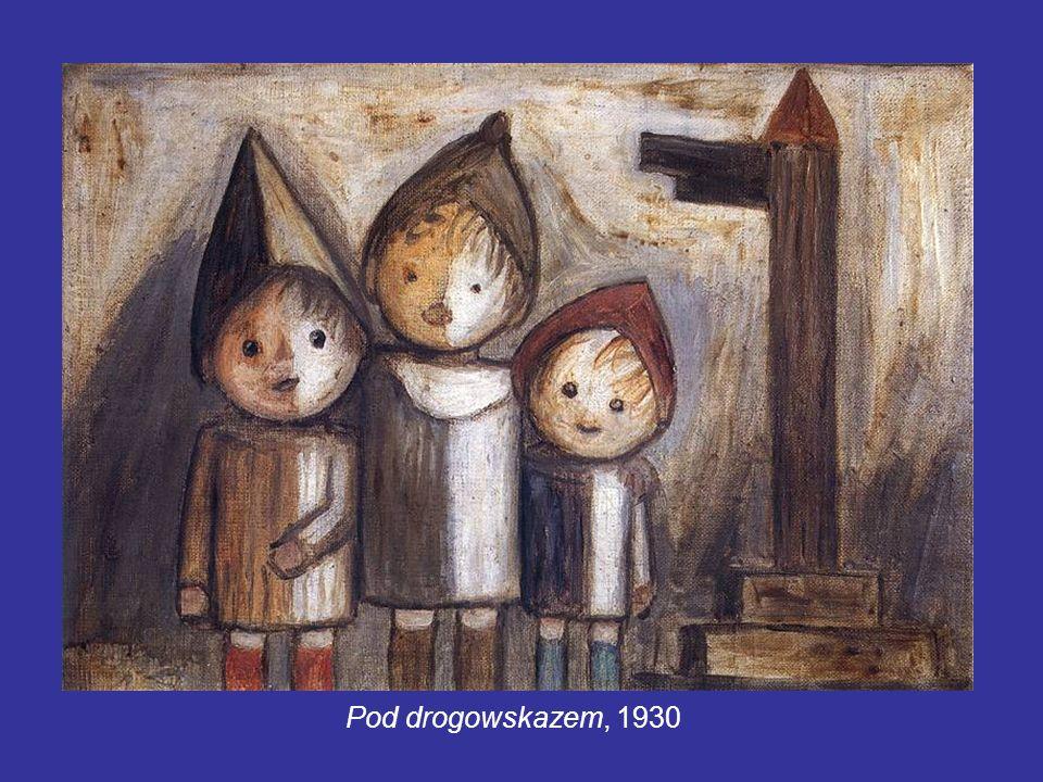 Pod drogowskazem, 1930