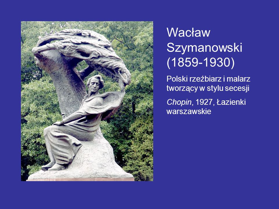 Wacław Szymanowski (1859-1930)