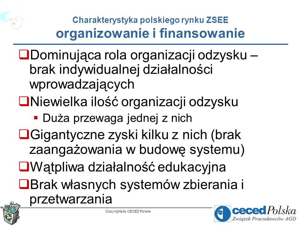 Charakterystyka polskiego rynku ZSEE organizowanie i finansowanie
