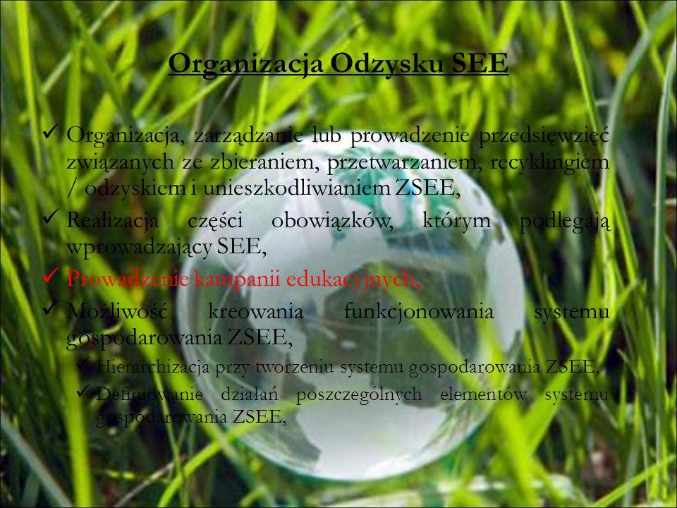 Organizacja Odzysku SEE
