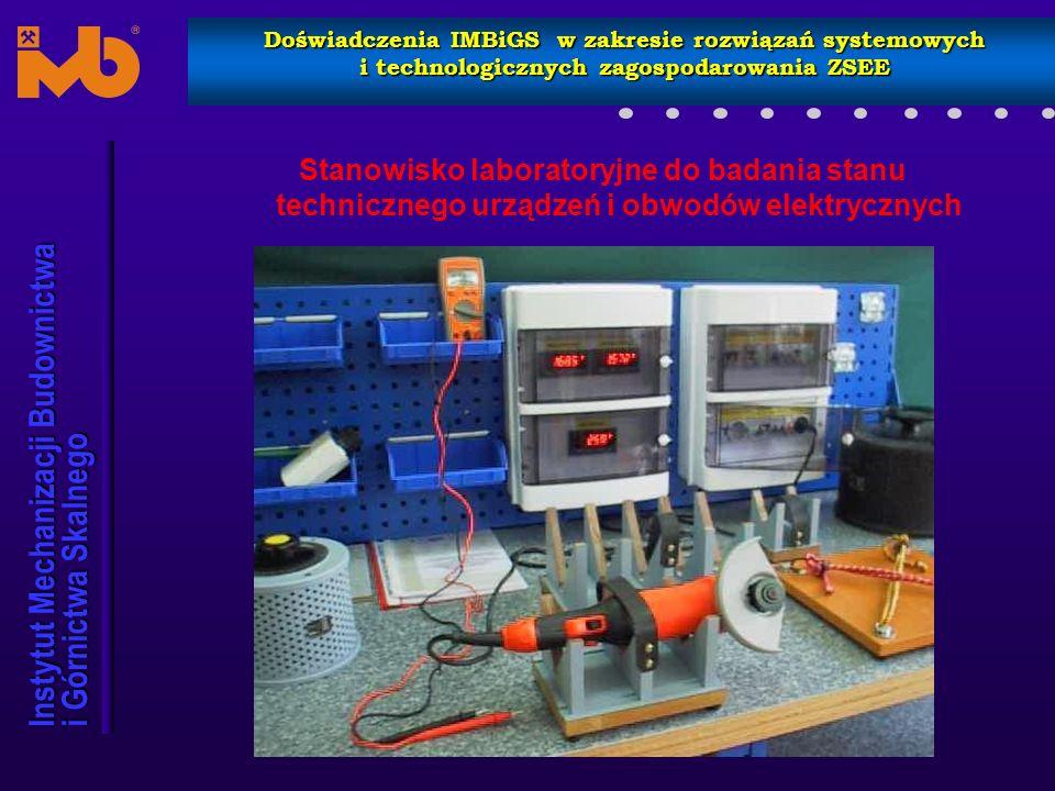 Doświadczenia IMBiGS w zakresie rozwiązań systemowych i technologicznych zagospodarowania ZSEE