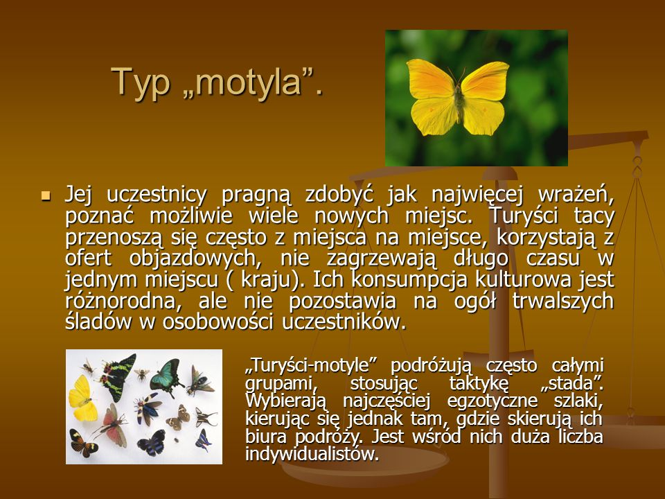 """Typ """"motyla ."""