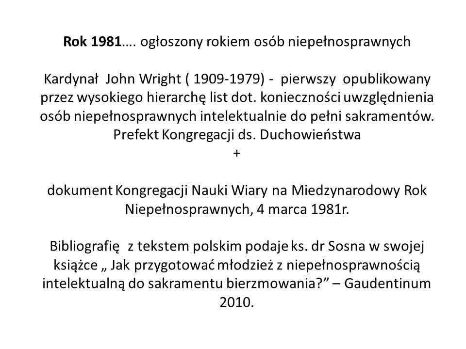 Rok 1981….