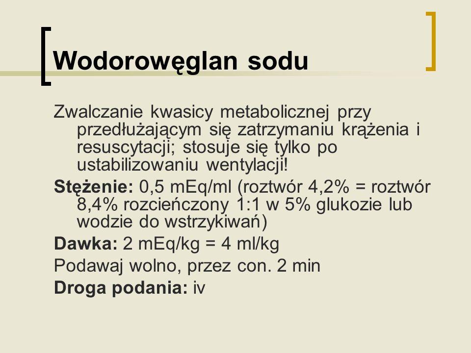 Wodorowęglan sodu