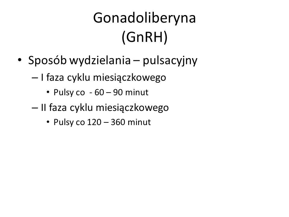 Gonadoliberyna (GnRH)