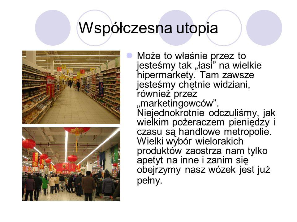Współczesna utopia