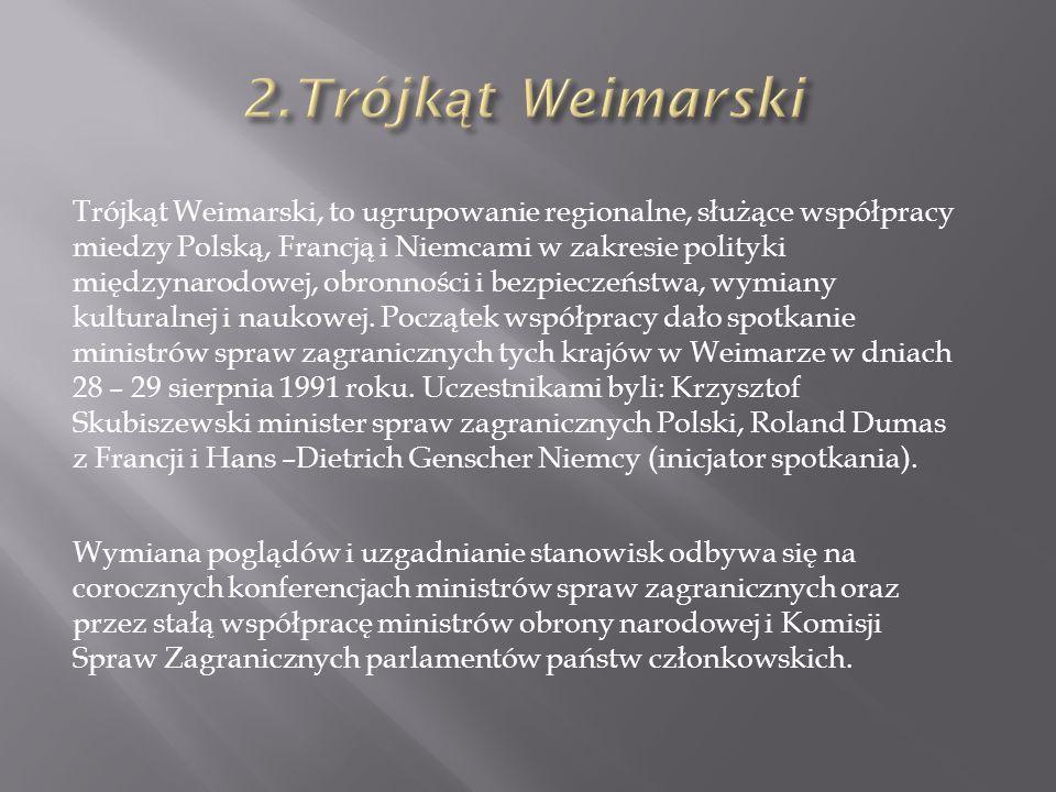 2.Trójkąt Weimarski