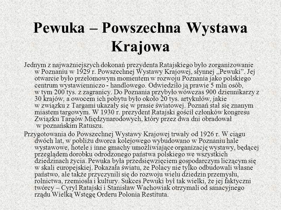 Pewuka – Powszechna Wystawa Krajowa