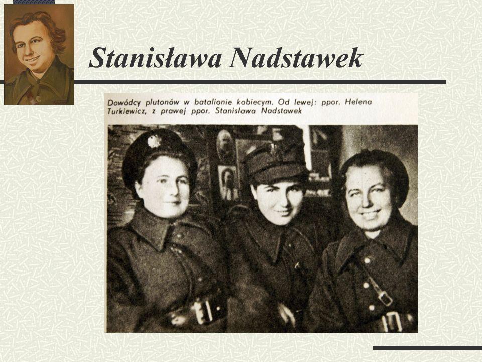Stanisława Nadstawek