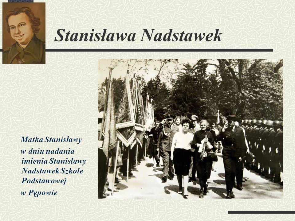 Stanisława Nadstawek Matka Stanisławy