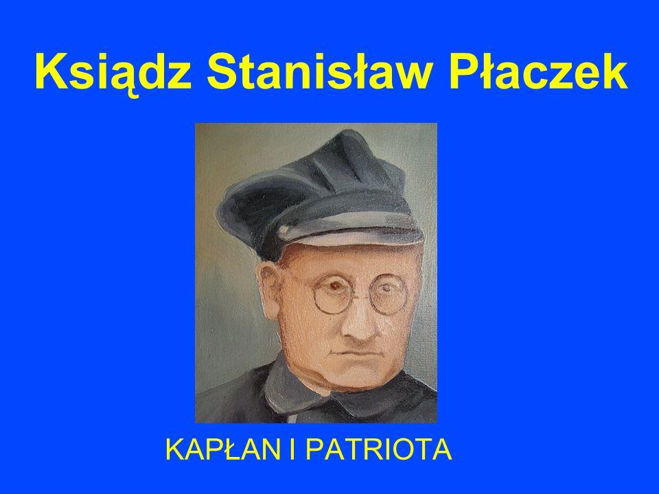Ksiądz Stanisław Płaczek