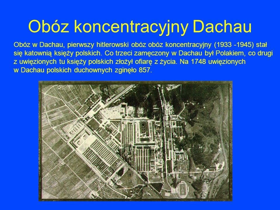 Obóz koncentracyjny Dachau
