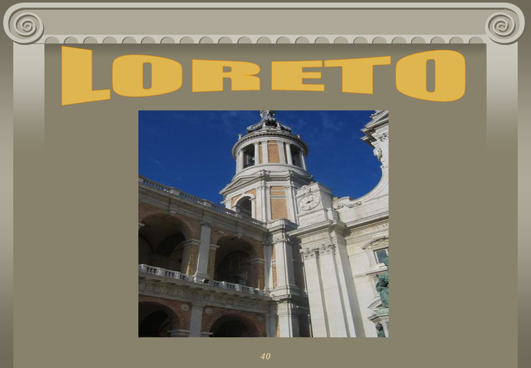LORETO 40