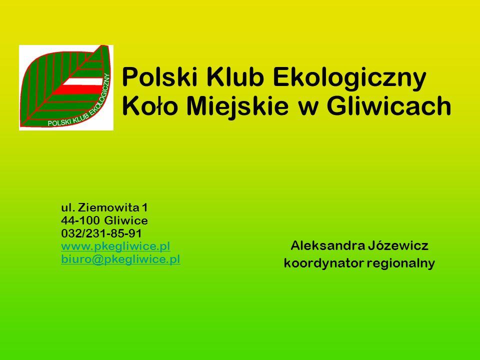 Polski Klub Ekologiczny Koło Miejskie w Gliwicach