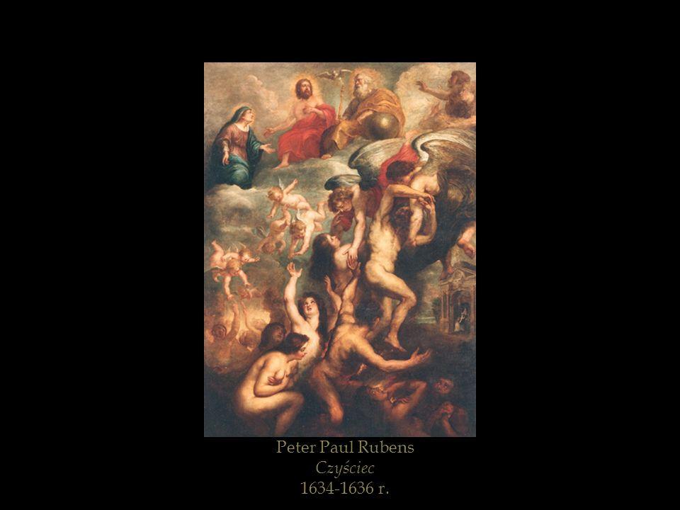 Peter Paul Rubens Czyściec 1634-1636 r.